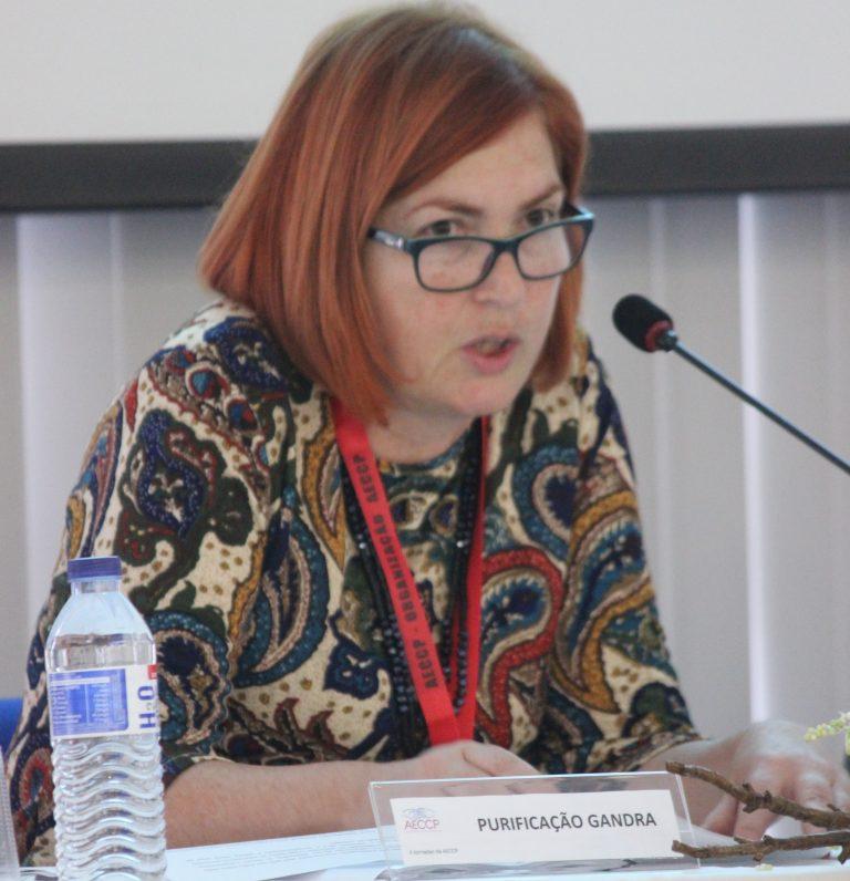 Anterior presidente da AECCP eleita Coordenadora Nacional da RNCCI